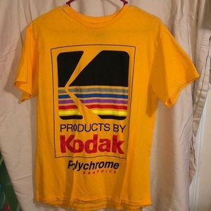 KODAK Polychrome shirt.